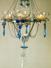 nightlight chandelier